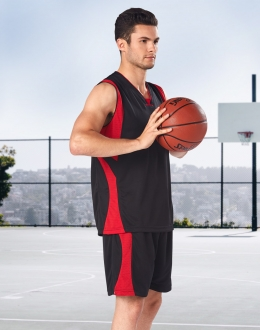 TS83 Adults CoolDry Basketball Singlet