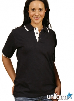 Unisex Combed Cotton Polo