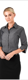 W64 Ladies Felix Shirt 3/4 Sleeve