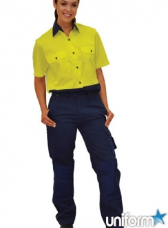 WP10 Ladies Work Pants