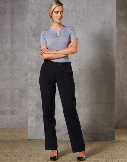 Women's Stretch Wool Blend Pants