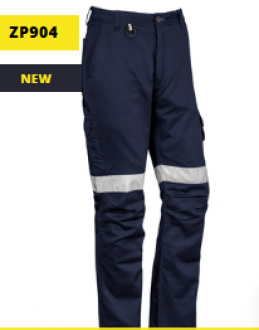 ZP904 Rugged Cooling Taped Pants Men