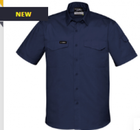 ZW405 Mens Rugged Cooling Shirt SS